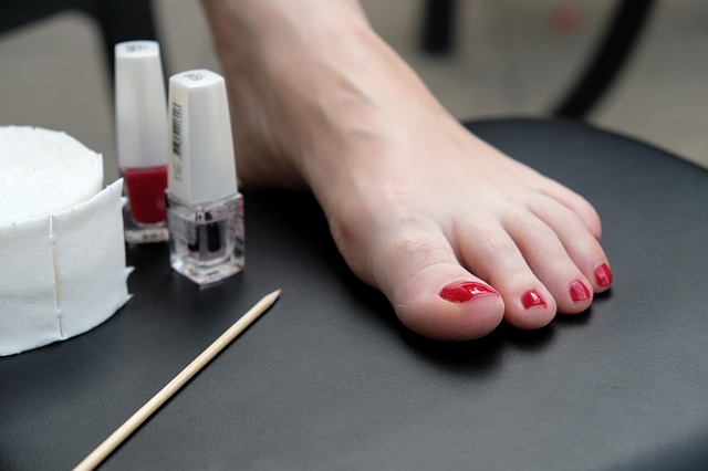 Pedicures – Treat your Feet this Winter